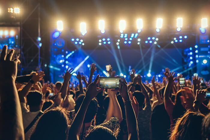 Concert Event company